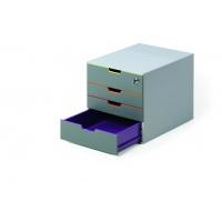 Varicolor 4 szuflad z zamkiem, Akcesoria na biurko, Organizacja na biurku