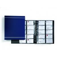 Wizytownik ringowy A4, Zarządzanie adresami, Porządek i organizacja