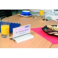 Desk presenter de luxe, Identyfikatory, Informacja i prezentacja