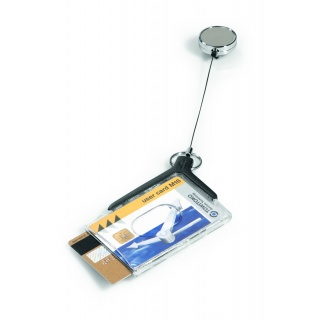 Card Holder De Luxe Pro Duo, Etui do kart, Ochrona i bezpieczeństwo