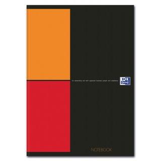 BRULION NOTEBOOK A4 80K KR PT LAM OXFORD INTERNATIONAL, Zeszyty, Zeszyty i bloki