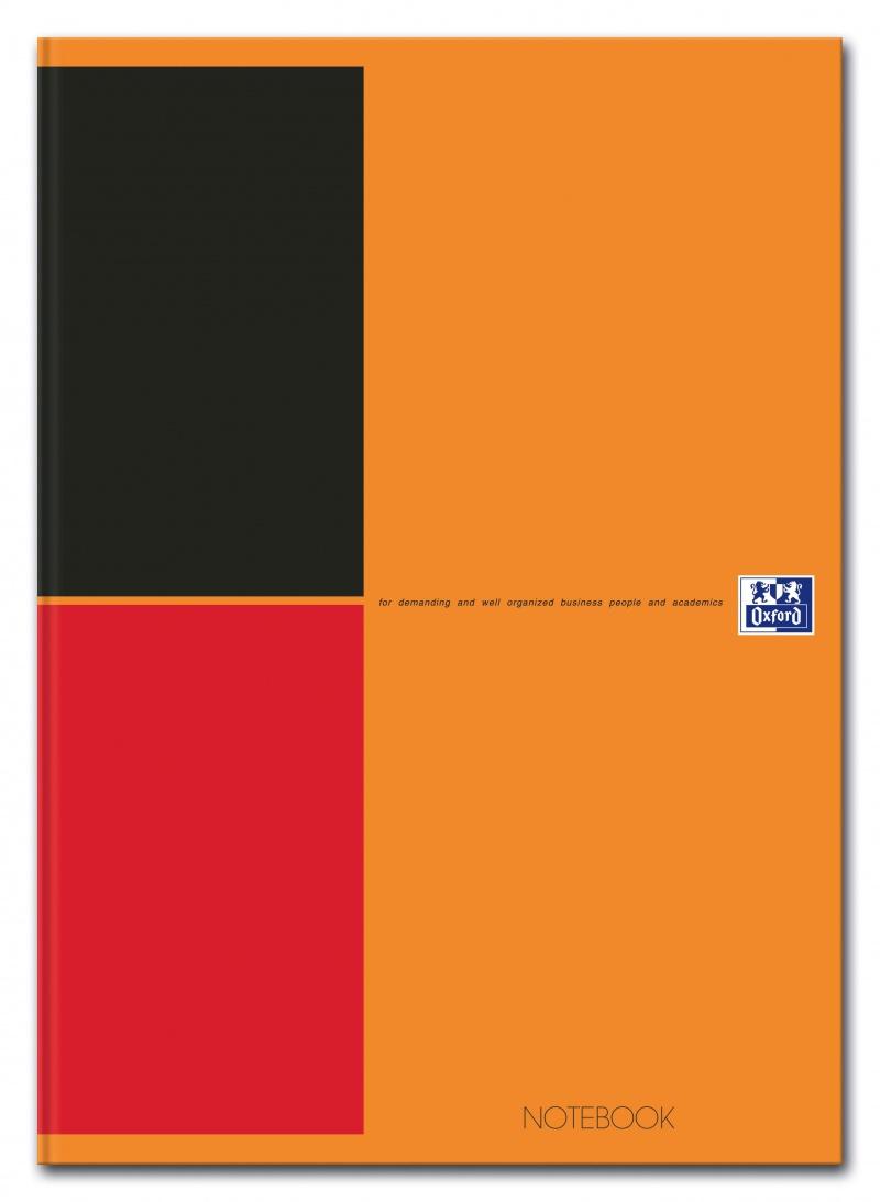 BRULION NOTEBOOK A4 80K LI PT LAM OXFORD INTERNATIONAL, Zeszyty, Zeszyty i bloki