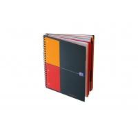 KOŁOBRULION FILINGBOOK A4+ 100K KR TO LAM OXFORD INTERNATIONAL, Kołonotatniki, Zeszyty i bloki