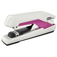 Zszywacz FS Rapid Supreme Omnipress SO30 biało-różowy, 5 lat gwarancji, 30 kartek, Zszywacze, Drobne akcesoria biurowe
