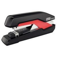 Zszywacz Rapid Supreme Omnipress SO60 czarno-czerwony, 5 lat gwarancji, 60 kartek, Zszywacze, Drobne akcesoria biurowe