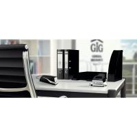 Zszywacz elektryczny Leitz Nexxt Series, na zasilacz, czarny, do 10 kartek, Zszywacze, Drobne akcesoria biurowe