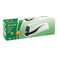 Zszywacz elektryczny Leitz Nexxt Series, na zasilacz, biały, do 10 kartek, Zszywacze, Drobne akcesoria biurowe