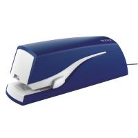 Zszywacz elektryczny Leitz Nexxt Series, na zasilacz, niebieski, do 20 kartek, Zszywacze, Drobne akcesoria biurowe