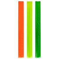 Opaski odblaskowe, 34x3cm, 2szt., mix kolorów, Nietypowe, Artykuły szkolne