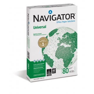 Papier Navigator A4 80g, Papier, Papier i etykiety