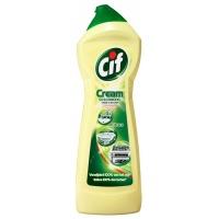 Mleczko do czyszczenia CIF Citrus, 750ml, Środki czyszczące, Artykuły higieniczne i dozowniki