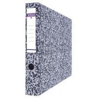 Segregator DONAU Recykling Enviro, A3, 40MM, ciemnoszary, Segregatory kartonowe, Archiwizacja dokumentów
