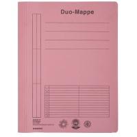 Teczka-Skoroszyt, A4, różowa, Skoroszyty podstawowe, Archiwizacja dokumentów