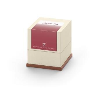 Naboje atramentowe marki Graf von Faber-Castell 20x Garnet Red, Naboje, Artykuły do pisania i korygowania