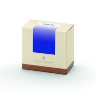 Atrament marki Graf von Faber-Castell kolor Cobalt Blue - niebieski, Atramenty, wkłady i naboje, Artykuły do pisania i korygowania