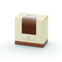 Atrament marki Graf von Faber-Castell kolor Hazelnut Brown - brązowy, Atramenty, wkłady i naboje, Artykuły do pisania i korygowania