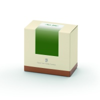 Atrament marki Graf von Faber-Castell kolor Moss Green - zielony, Atramenty, wkłady i naboje, Artykuły do pisania i korygowania