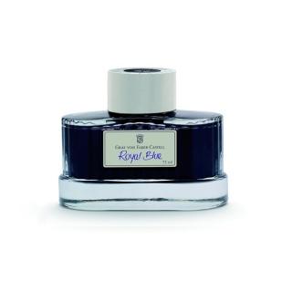 Atrament marki Graf von Faber-Castell kolor Royal Blue, Atramenty, wkłady i naboje, Artykuły do pisania i korygowania