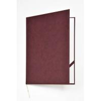 Okładka Elegant bordowa format A4, Okładki na dyplomy, Galeria Papieru
