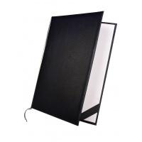 Okładka Elegant czarna format A4, Okładki na dyplomy, Galeria Papieru