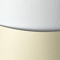 Papier ozdobny Czerpany biały 230g 20 arkuszy, Papiery ozdobne A4 Standard, Galeria Papieru