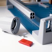 TRYMER DAHLE, DŁUGOŚĆ CIĘCIA 360mm, WYSOKOŚĆ CIĘCIA 3,5mm, Przycinarki i gilotyny, Urządzenia i maszyny biurowe