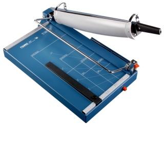 GILOTYNA DAHLE, DŁUGOŚĆ CIĘCIA 550mm, WYSOKOŚĆ CIĘCIA 3,5mm, Przycinarki i gilotyny, Urządzenia i maszyny biurowe