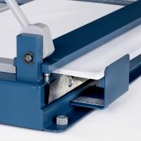 GILOTYNA DAHLE, DŁUGOŚĆ CIĘCIA 360mm, WYSOKOŚĆ CIĘCIA 4,5mm, Przycinarki i gilotyny, Urządzenia i maszyny biurowe