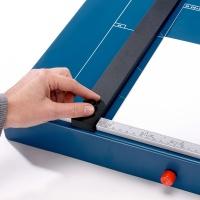 GILOTYNA DAHLE, DŁUGOŚĆ CIĘCIA 700mm, WYSOKOŚĆ CIĘCIA 3,5mm, Przycinarki i gilotyny, Urządzenia i maszyny biurowe
