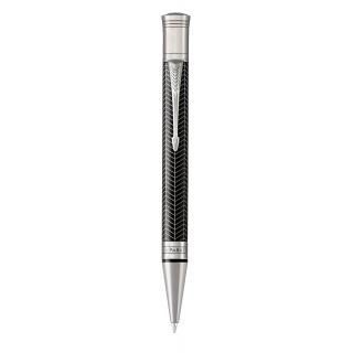 Długopis DUOFOLD PRESTIGE BLACK CHEVRON CT, Długopisy, Artykuły do pisania i korygowania
