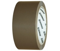 Packing tape, DONAU Solvent, 48mm, 60m, 46micr, brown