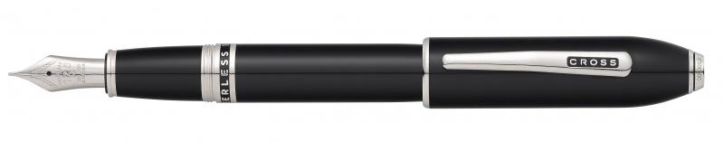 Pióro wieczne Cross czarny lakier AT0706-1, Pióra wieczne, Artykuły do pisania i korygowania