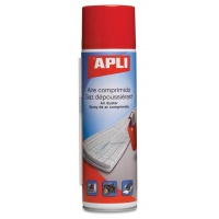 Compressed air, APLI, flammable, 400 ml