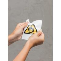 Etykiety polietylenowe ultra resistant Avery Zweckform, A4, 10 ark./op., 210 x 297mm, białe, Etykiety ochronne i zabezpieczające, Etykiety