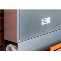 Etykiety znamionowe srebrne Avery Zweckform; A4, 20 ark./op., 96 x 50,8 mm, poliestrowe, Etykiety ochronne i zabezpieczające, Etykiety