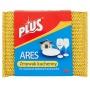 Czyścik kuchenny PLUS Ares, do teflonu i stali nierdzewnej, złoty, Inne, Artykuły higieniczne i dozowniki