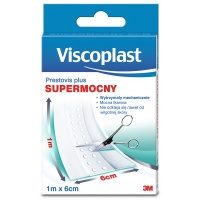 Plaster, needs cutting, VISCOPLAST Prestovis Plus, super strong, 6cmx1m