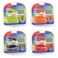 Set, KANGARO Trendy-45M/Z4, 4 in 1, blister, assorted colours