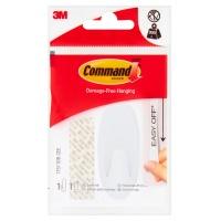 Hak wielokrotnego użytku COMMAND™ Basic (17511DB-CEE HAK), z metalowym uchwytem, średni, biały, Haczyki, Prezentacja