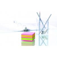 Kostka samoprzylepna POST-IT® (2014LP), 76x76mm, 1x325 kart., zawieszka, mix kolorów, Bloczki samoprzylepne, Papier i etykiety