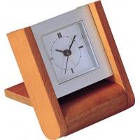 Zegarek podróżny Bestar jasna wiśnia, Zegary, Wyposażenie biura