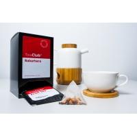 Rabarbara, Herbaty konfekcjonowane, Herbaty