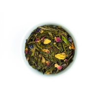 Jasmine Lemon, Herbaty liściaste, Herbaty