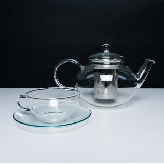 Zestaw Miko 1,2L, Zestawy, Akcesoria herbaciane