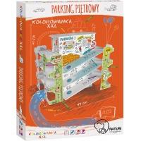 Kolorowanka XXL 3D MONUMI Parking, Produkty kreatywne, Artykuły szkolne