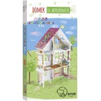 Kolorowanka XXL 3D MONUMI Domek ul. Wiosenna 14, Produkty kreatywne, Artykuły szkolne