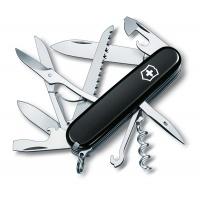 Scyzoryk VICTORINOX Huntsman, celidor, 91mm, czarny, Scyzoryki, Ochrona indywidualna
