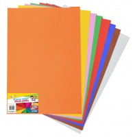 Wrapping Tissue Paper Bulk GIMBOO, 50x70cm, 24 sheets, assorted colors