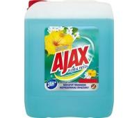 Płyn uniwersalny AJAX Laguna, 5l, Środki czyszczące, Artykuły higieniczne i dozowniki