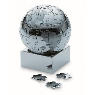Puzzle globus 7,5cm Philippi, Globusy, Wyposażenie biura